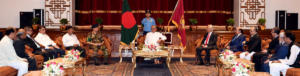 Bangladesh Bar Council Member Meets President 2